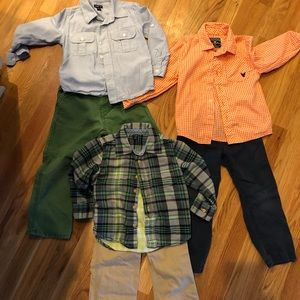 Adorable boys 4t bundle